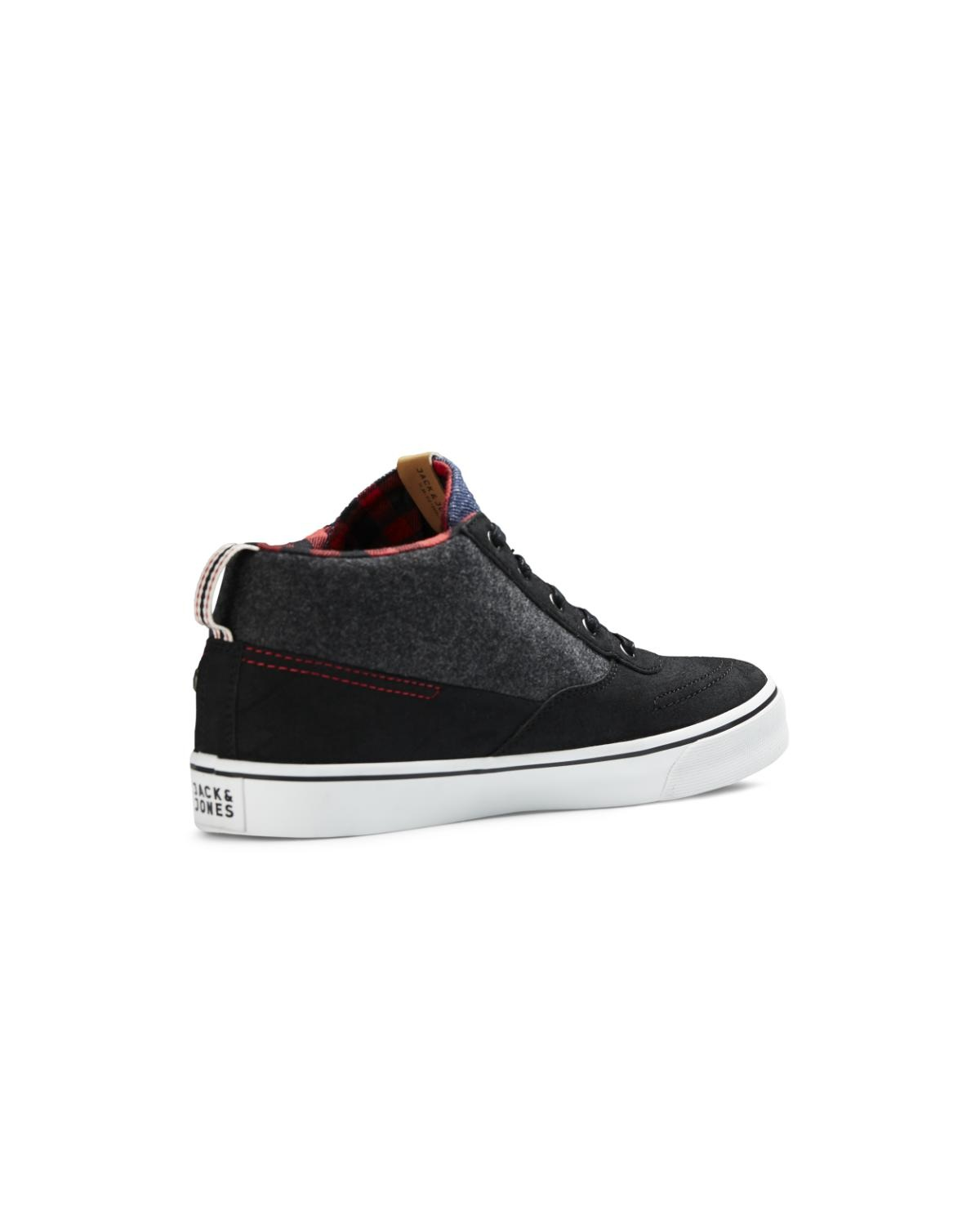 jack jones shark wool sneaker privesports cyprus online shop. Black Bedroom Furniture Sets. Home Design Ideas
