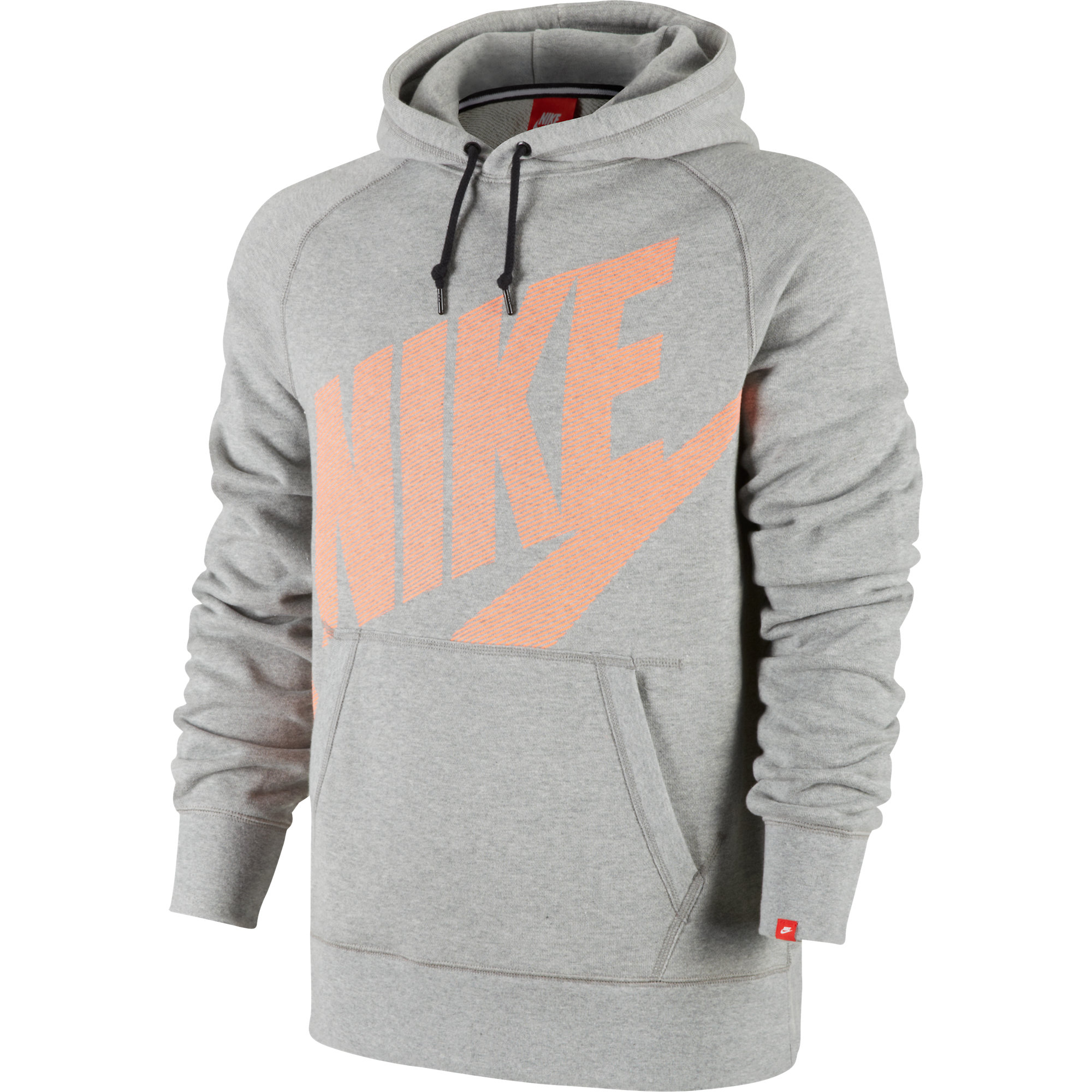 nike aw77 fleece hoodie logo 26 cardigan with buttons. Black Bedroom Furniture Sets. Home Design Ideas