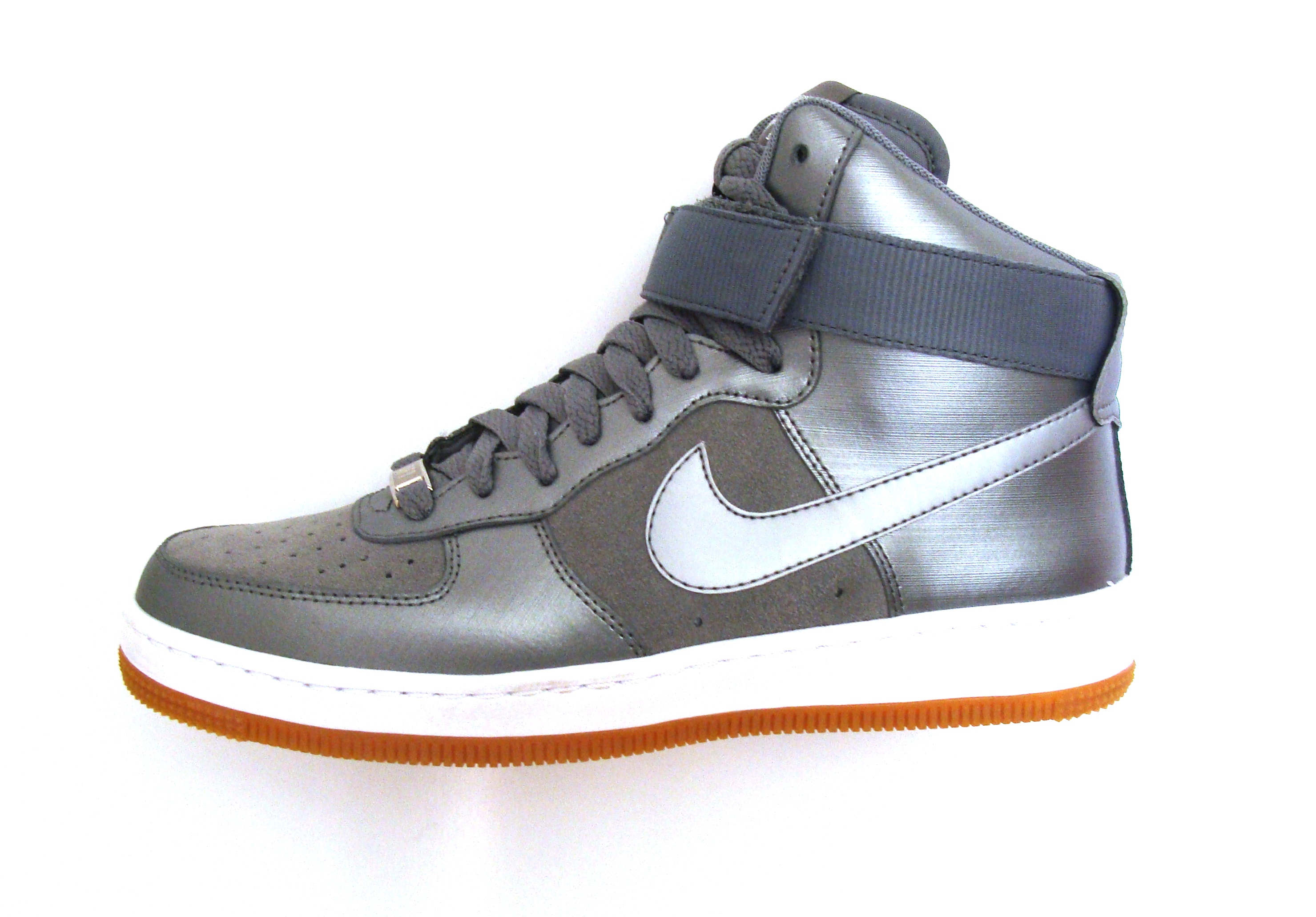 le dernier e9ce9 bb4e2 nike air force 1 airness grey trainers